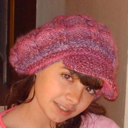 Casquettes Gavroches, Rasta , tricotées, crochetées ou en tissu ... Modèles Gratuits ...
