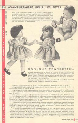 Barboteuse robe 11 1960 2