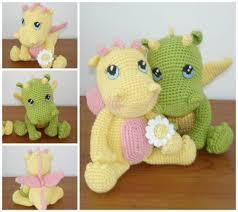 Crochet PATTERN Dragon. Dragon baby Amigurumi toys. Amigurumi ... | 212x238