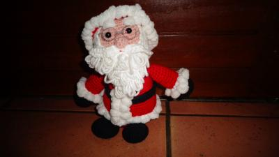 Père-Noel de FINOUCREATOU.COM
