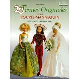 Image 20 tenues modeles poupee mannequin