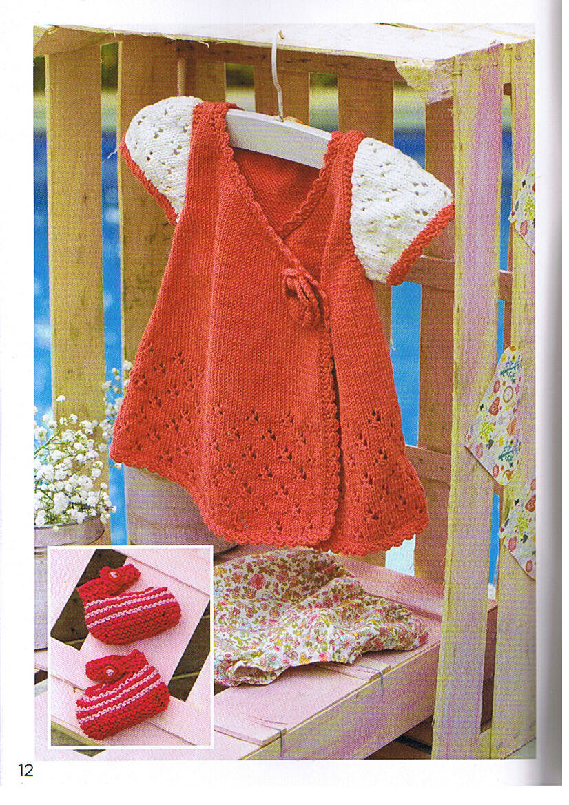 Girls' Clothing (newborn-5t) Paire De Chaussons Baby & Toddler Clothing Sandales Coton Tricote Pour Bebe Naissance Creme