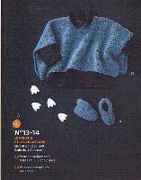 Poncho 13 chausson 14 copie petite photo 1