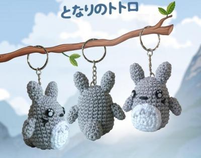 Totoro portecle