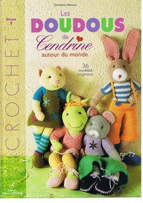 Page 1 Couverture les Doudous de CENDRINE 2